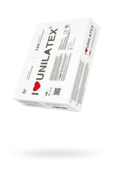Презервативы Unilatex Natural Plain №144  ультратонкие (упаковка)