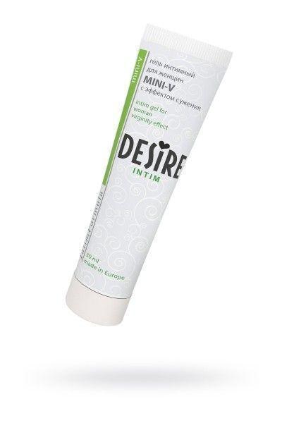 Гель для женщин Desire  'Mini-v'  30мл. жен.
