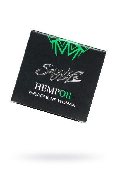 Духи с феромонами Sexy Life женские, HEMPOIL Pheromone 5 мл