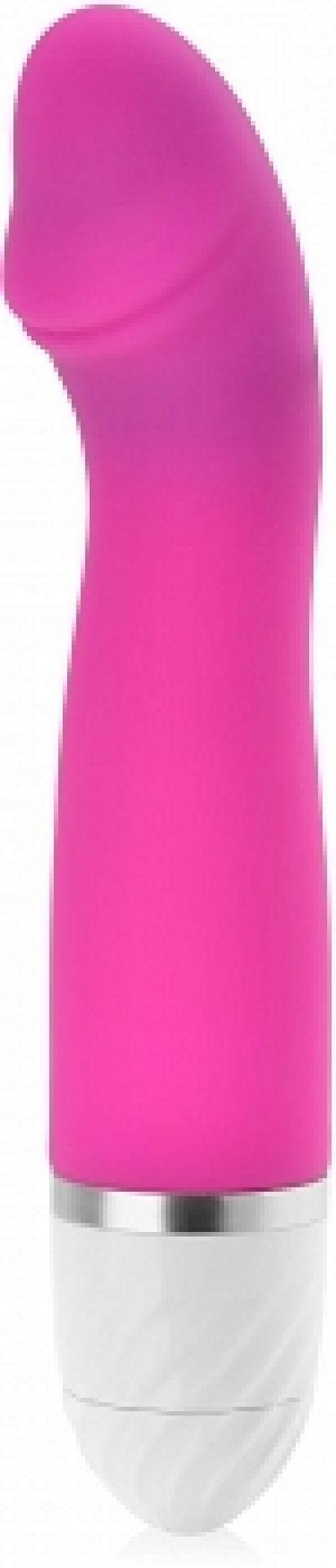 Вибратор для точки G фиолетовый 17 см