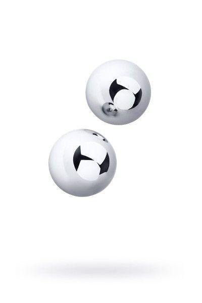 Вагинальные шарики TOYFA Metal металлические d=30мм