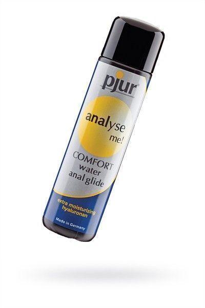 Лубрикант для анального секса Pjur analyse me Comfort Water  2 мл. 10шт