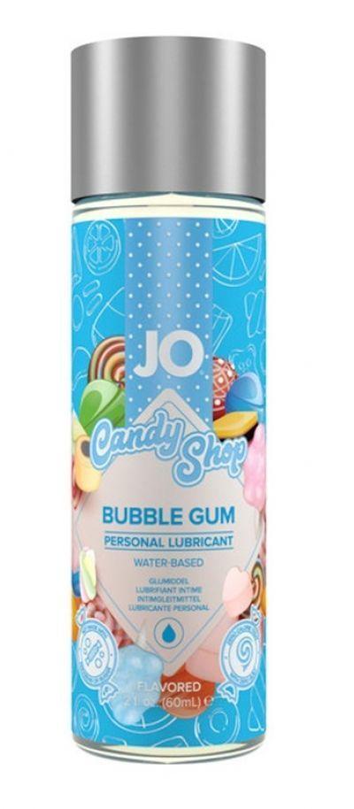 Съедобный лубрикант Candy Shop Бабл Гам 60 мл