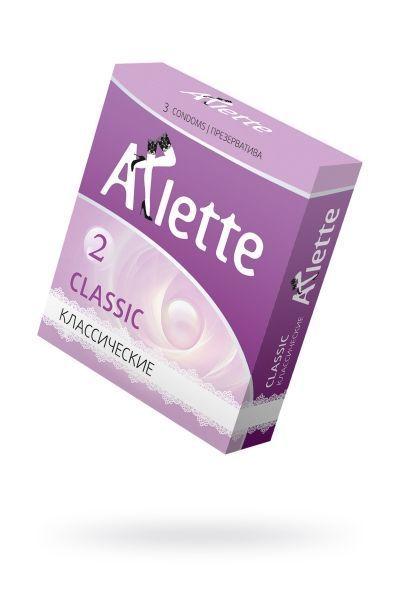 Презервативы 'Arlette' №3, Classic Классические  3 шт.