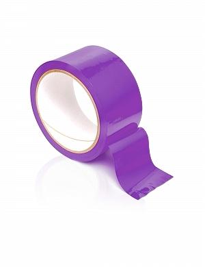 Fetish скотч фиолетовый ширина 5 см